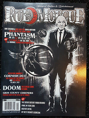 Rue Morgue issue 166