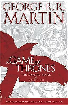 A Game of Thrones, Volume 1: The Graphic Novel by George R R Martin (Hardback)