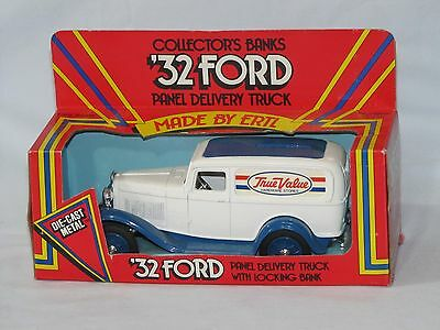 1932 Ford Panel True Value #4 In The Series 1/24th Scale Bank Made In 1985