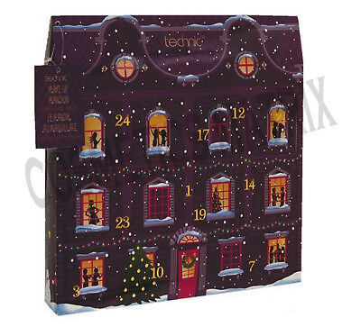 Make Up Advent Mansion  Beauty Calendar Gift Cosmetics Present Xmas Christmas