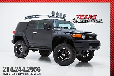 2007 Toyota FJ Cruiser 4X4 Lifted With Upgrades 2007 Toyota FJ Cruiser 4X4 Lifted With Upgrades! Off-road Pkg, Looks awesome!