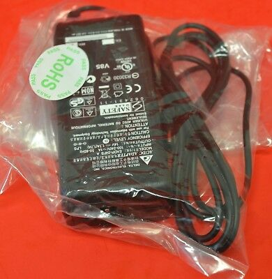 NEW Delta Electronics AC/DC Adapter EADP-24FB 14v 1.7A OUT 50-60Hz 100-240v IN