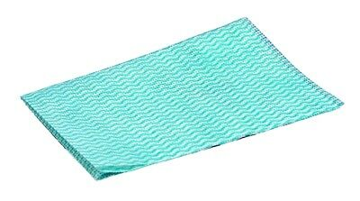 CLEENOL Disposable Wiping Cloths -  Green - Pack of 50