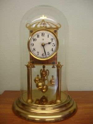 antique 400 day anniversary clock