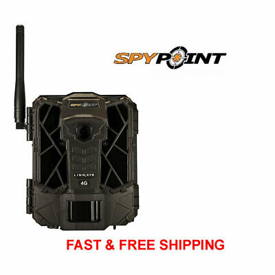 SpyPoint LINK-EVO V Verizon GG Telecom Cellular IR Game Trail Camera HD 4G 12mp
