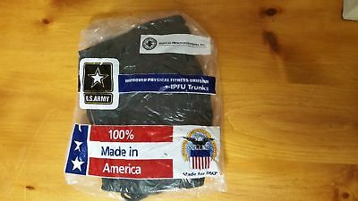 NEW! US Army IPFU Trunks PT Shorts SIZE L Shorts Large