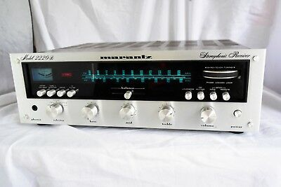 Marantz Model 2220B Stereo Receiver - Great, Working Condition!