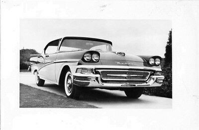 1958 Ford Meteor Canada ORIGINAL Factory Photo oub7683