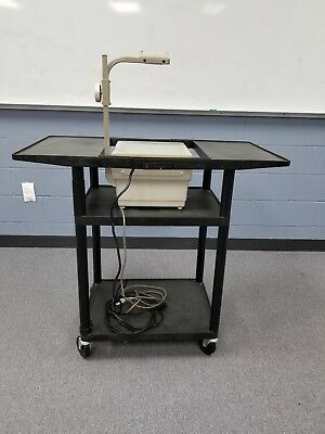 Overhead projector stand