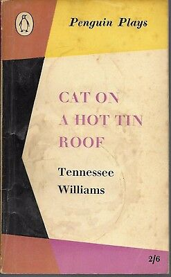 Williams - Cat on a Hot Tin Roof