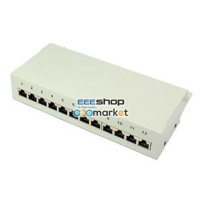 Good Connections GC-N0003 patch panel Ethernet GC-N0003