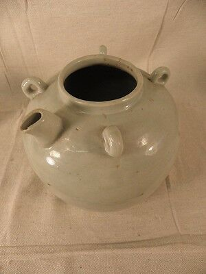 Asian Porcelain Wine ? Pot
