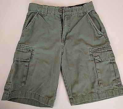 Boy Scouts Of American Uniform Canvas Shorts Youth 12