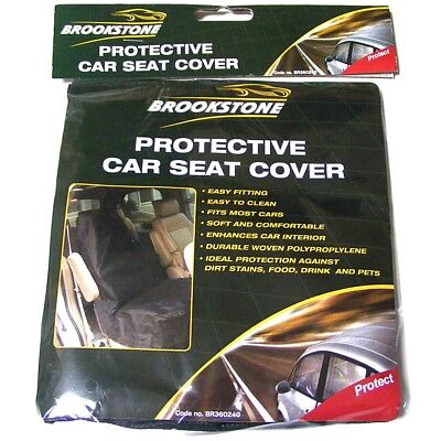 1 x UNIVERSAL PROTECTIVE CAR SEAT COVER PROTECTOR EASY FIT