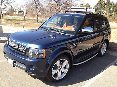 2012 Land Rover Range Rover Sport HSE LUXURY LOADED - GEORGEOUS - SUPER CLEAN - HEAD TURNER
