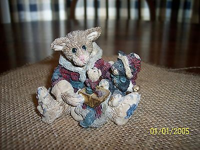 Boyds Bears & Friends Cookie The Santa Cat - 2E/1665 Style# 2237