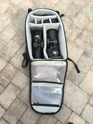 Profoto B1 Air Ttl Battery-Powered 2-Light Location Kit!! Near Mint Cond!!