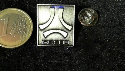 Cebit IT Gamescom Pin Badge Isocor