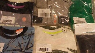 NWT Gymboree Boys shirts size 7/8 lot