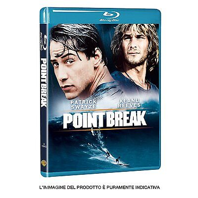 """le Llaman Bodhi - Point Break""  Blu Ray Nuevo Y Precintado Con Castellano"