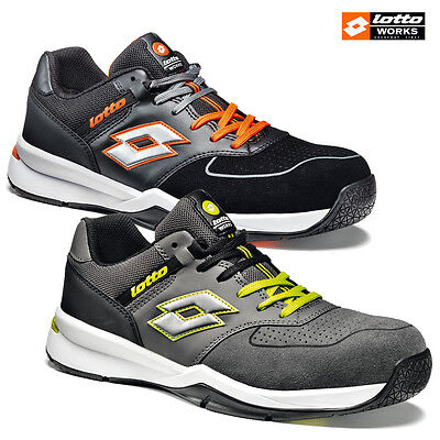 Safety Shoes Lotto Works Street S1P Src - R6994 - R6995