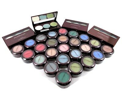 53PC  freshMinerals pressed eyeshadow single & triple Joblots Wholesale