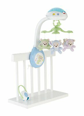 Fisher-Price Musical Projection Mobile Playset Toy For Newborn, Baby, Infants