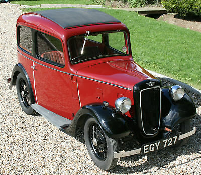 Austin 7 Ruby Saloon. Family owned for the last 50+ years....