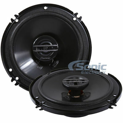 New Pioneer 6.5-Inch 2-Way Car Audio Coaxial Speakers Pair 6-1/2 Inch 300W Rms