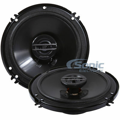 "(4) PIONEER 1200W 6.5"" G-Series 2-Way Coaxial Car Stereo Speakers 