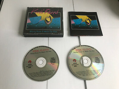 Pink Floyd Staying Home To Watch The Rain Rare 2 Cd Live L.a. 1972 Great Dane