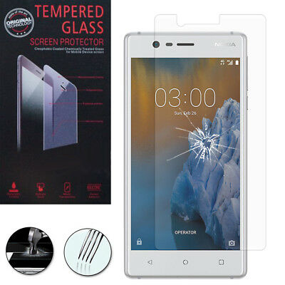 Lot/ Pack Film Verre Trempe Protecteur Nokia 3 5.0""