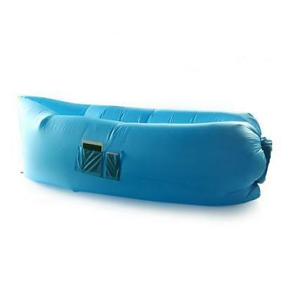 ChillSax Inflatable Air Lounger (Blue)