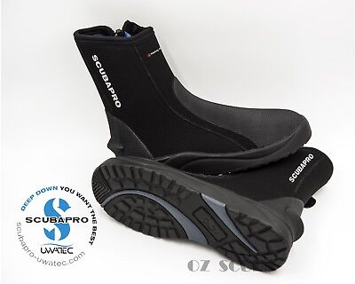 Scubapro HEAVY-DUTY 6.5MM Dive Boot ~ Free Shipping