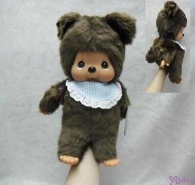 Monchhichi Friend 29cm Hand Puppet MCC Plush Toys KUMA Bear FREE Ship Worldwide