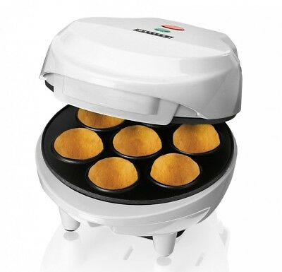 Pop Cake Maker Melissa 16250073 weiß inkl. 30 Sticks Cupcake-Maker 600 Watt