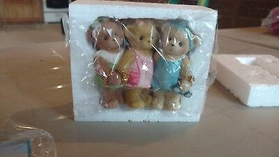 """Cherished Teddies """"Friends are Forever in your Heart"""""""