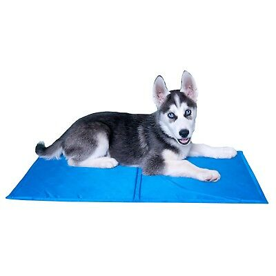 Pet Dog Cooling Mats for Small Dogs & Cats Self Cooling Mat Pad Great For Summer