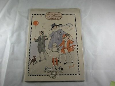 1916 Best & Company 5th Avenue NY Catalog  Fashions Women and Children