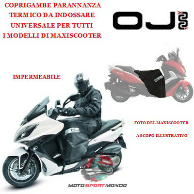 KYMCO K XCT 300i ABS 2012 - 2018 TERMOSCUD COPRIGAMBE UNIVERSALE PER MAXISCOOTER