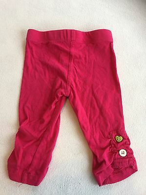 Baby Girls Clothes 3-6 Months - Cute Leggings Trousers -