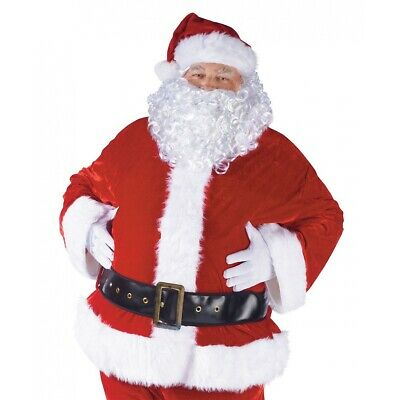 Santa Belly Stuffers Fat Suit Costume Padding Adult Christmas Fancy Dress