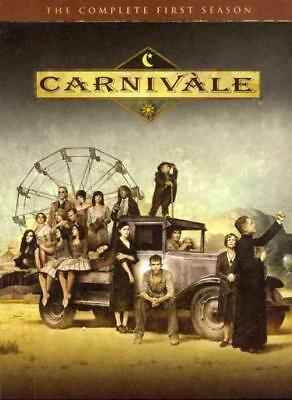 Carnivale - The Complete First Season New Dvd