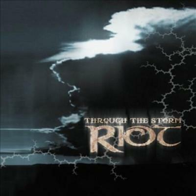 Riot - Through The Storm New Cd