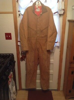 Wall's Zero-Zone Insulated Coveralls  Mens Large 42-44