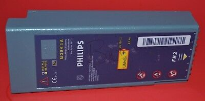 Philips Medical Systems Heartstream M3863A Battery LiMnO2 04-2013