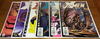 "Marvel Comics / The Uncanny X- Men #405, 406, 408, 409, 410, 411 * ""6 Book Lot"""