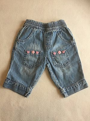 Baby Girls Clothes - Cute  Newborn  Jeans Trousers