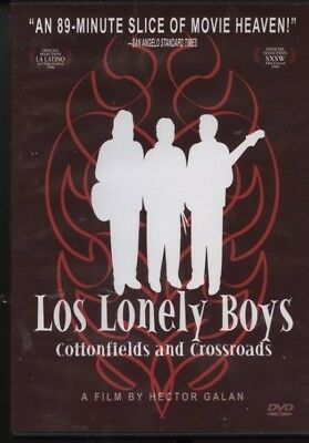 Los Lonely Boys: Cottenfields and Crossroads (DVD, 2007) SEALED