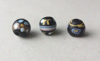 Venezianische Glasperlen - Rare Venetian fancy trade beads